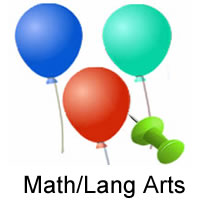 Balloon Pop Learning