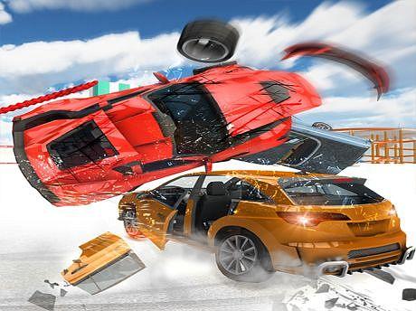 Extreme Car Stunts
