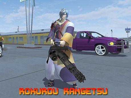 Mad City Rokurou Rangetsu