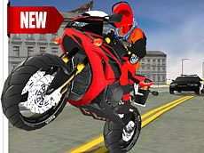 MOTO REAL BIKE RACING