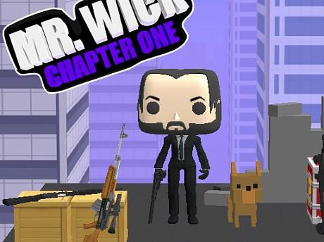 MR WICK one bullet