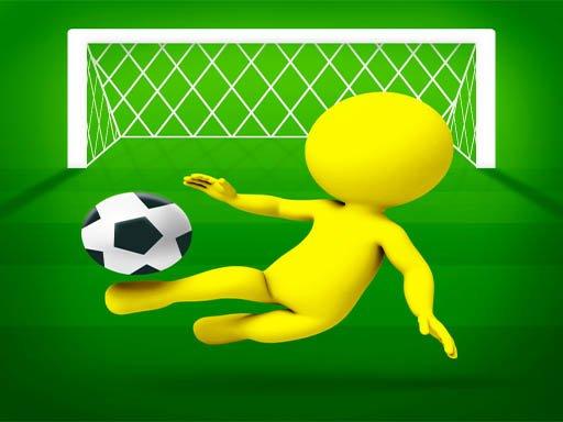 Cool Goal!  Soccer game