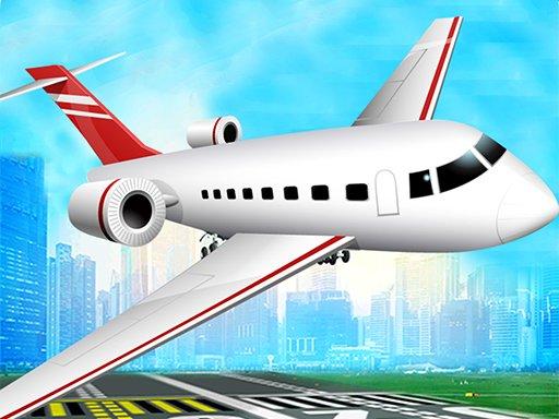 Airplane Flying Simulator
