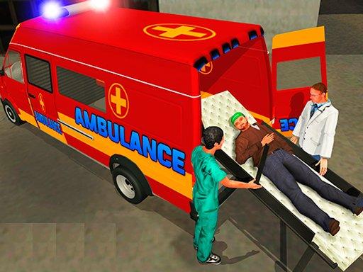 Ambulance Rescue Driver Simulator 2018