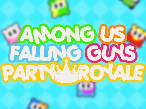 Among Us Falling Guys Party Royale