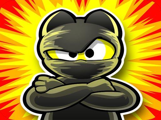 Angry Ninja Hero