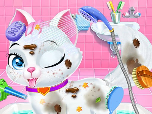 Animal Daycare: Pet Vet  Grooming Games