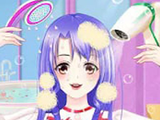 Anime Dress UpFashion Salon And Makeup
