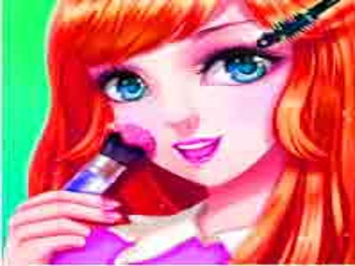 Anime Girls Fashion Makeupnew