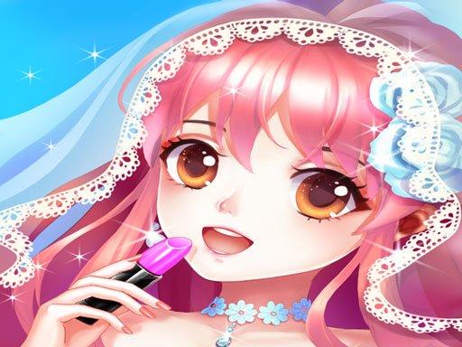 Anime Mariage Maquillage  Marie Parfaite