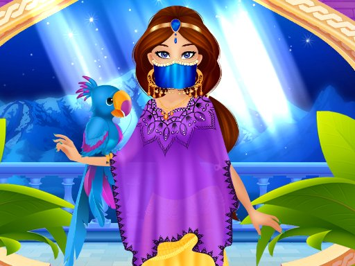 Arabian Princess Dress Up