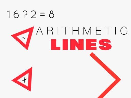 Arithmetic Lines