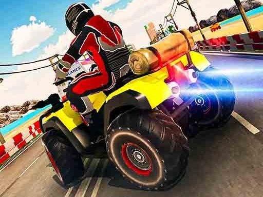 ATV Quad Bike Offroad Game