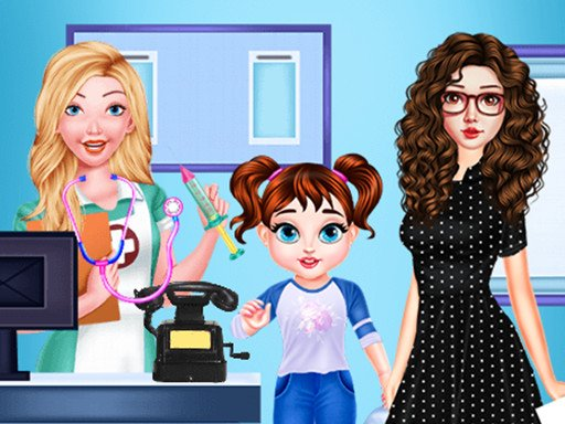 Baby Taylor Check Up Doctor Game