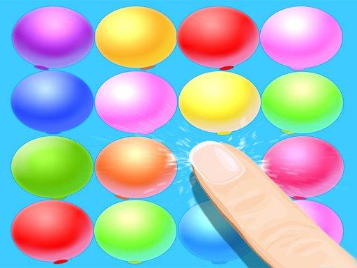 Balloon Touch Bubble