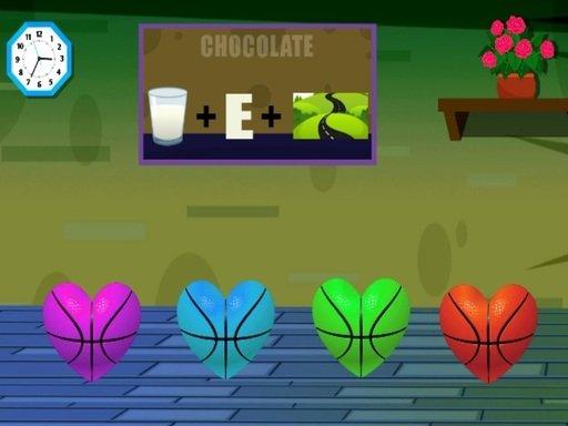Basketball Player Escape