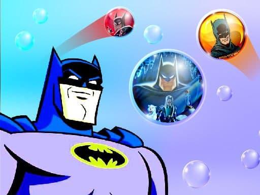 Batman Bubble Shoot Puzzle