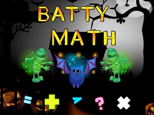 Batty Math