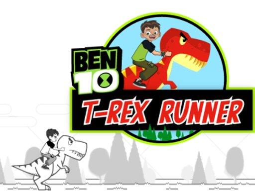 Ben 10 TRex Runner