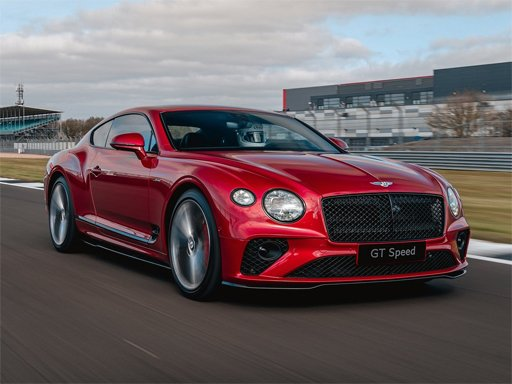 Bentley Continental GT Speed Puzzle