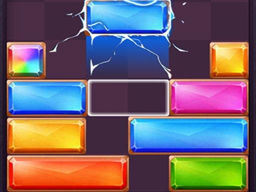 Block Sliding  Jewel Blast