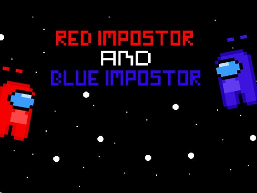 Blue and Red Ä°mpostor