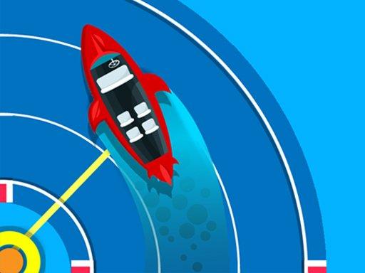 Boat Drift Race