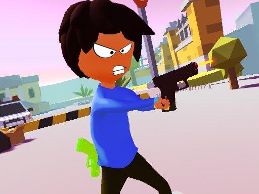 Bullet Man Action