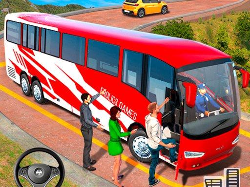 Bus Simulator ultimate parking games  bus games