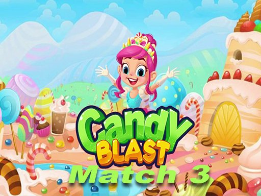 Candy Blast Mania  Match 3 Puzzle Game