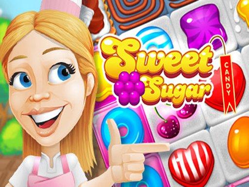 Candy Sweet Sugar  Match 3