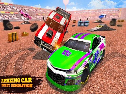 Car Arena Battle : Demolition Derby Game
