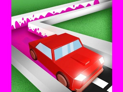 Car Driving Paint 3D