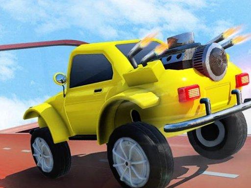 Car Driving Simulator  Stunt Ramp 2021