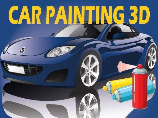 car painting 3D