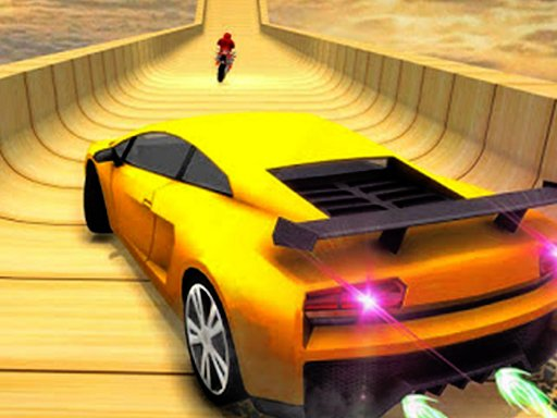 Car Stunts  Sky Driver