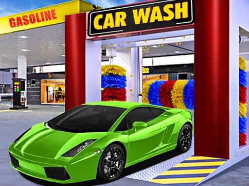 Car Wash  Gas Station Simulator