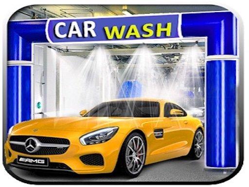 Car Wash Saloon