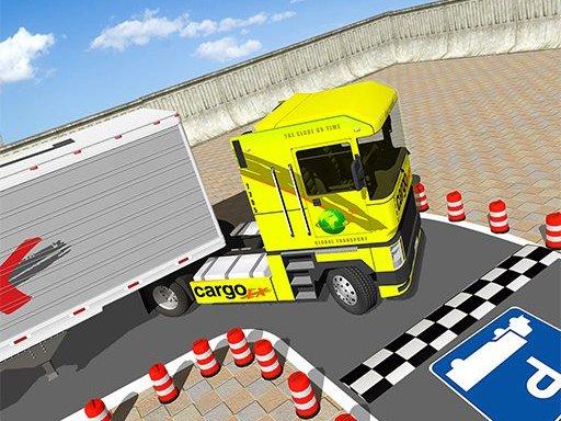 Cargo Truck Parking 2021