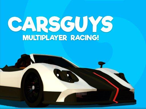 Cars Guys - Multiplayer Racing