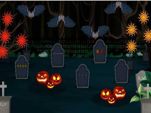 Cemetery Halloween