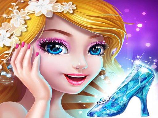 Cinderella Fashion  Dress Up