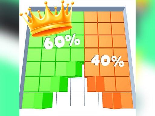 Color Blocks vs Blocks 3D  Blocks battle