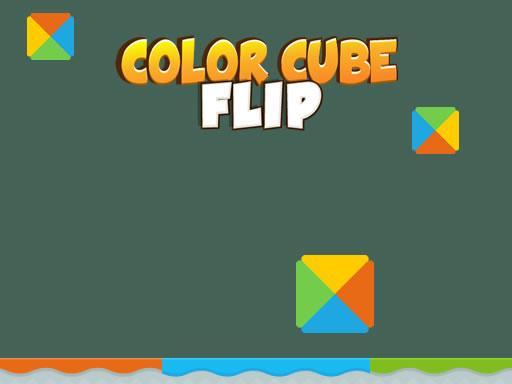 Color Cube Flip