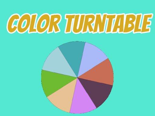 ColorTurntable