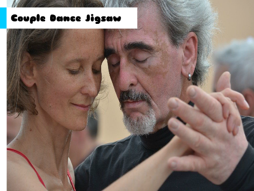 Couple Dance Jigsaw