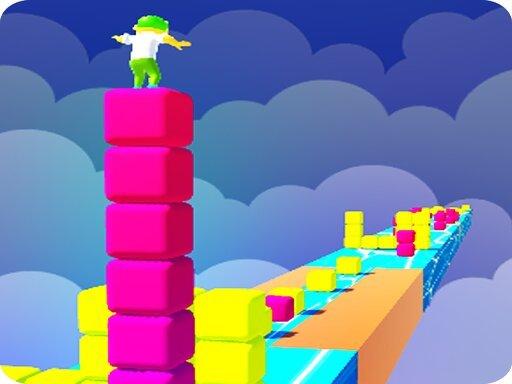 Cubes Stack 3D