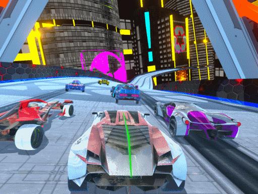Cyber Cars Punk Racing