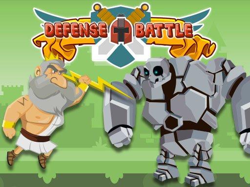 Defense Battle  Defender Game