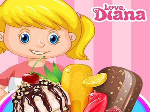 Diana Ice Cream